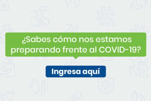 MEDIDAS PARA ENFRENTAR EL COVID-19 EN NUESTRA CLÍNICA