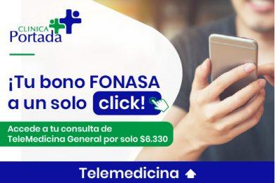 ¡Nuevo servicio! Telemedicina en Clínica Portada