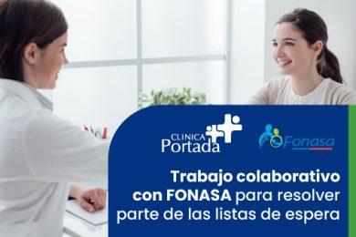 ¡Clínica Portada es uno de los prestadores que se adjudica licitación para resolver parte de las Cirugías de Lista de Espera FONASA!